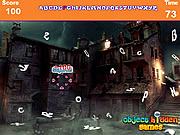 Игра Найти буквы - Страшное место