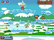 Игра Снежный Марио 2