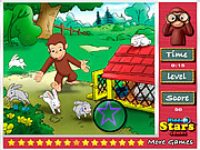 Игра Curious George Hidden Stars