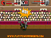 Игра Power Rangers Knight