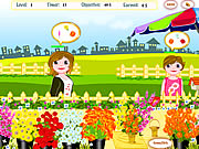 играИгра Магазин цветка