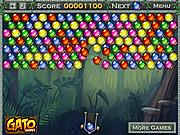 Игра Майя-пузырьки