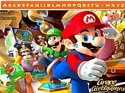 Игра Невидимые буквы. Освобождение Марио