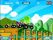 Игра Mario Tractor Multiplayer