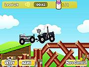 Игра Tom and Jerry Tractor 2