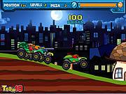 Игра Ниндзя на грузовике