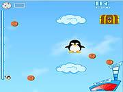 Игра Веселый пингвин