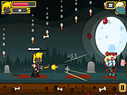 Игра Shotgun vs Zombies