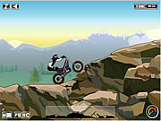 Игра Мотогонка 4