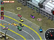 Игра Смертельная гонка 2
