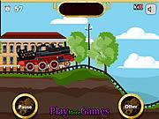 Игра Поезд с углем