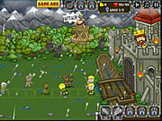 Игра Knights vs Zombies
