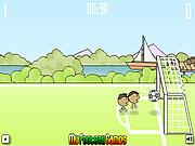 Игра Бразильский футбол