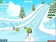 Игра Ice Run - RumbleSushi 3D