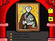 Игра Загадочные карикатуры 2