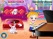 Игра Baby Hazel Birthday Surprise