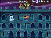 Игра Scooby Doo Castle Hassle