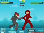 Игра Неистовый ниндзя