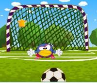 Игра Смешарики - Вратарики Футбол