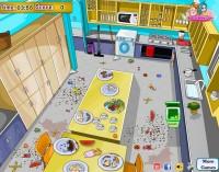 Игра Лунтик - Уборка в доме