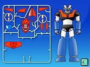 Игра Build Mazinger Z