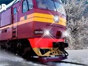 Игра Ездить на Поезде