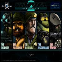 Игра Военные солдаты