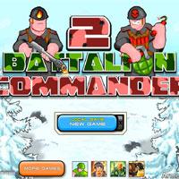 Игра Кизи командир батальона