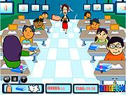 Игра Приколы в Школе