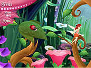 Игра Trouble In Pixie Hollow