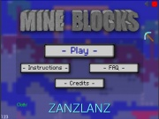 Игра Play Mine Blocks 1.24 Game