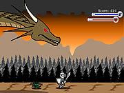 Игра Побег от Дракона игра