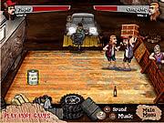 Игра Бокс заднего двора