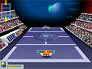Игра Галактический  теннис