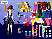 Игра Witchery Dressup